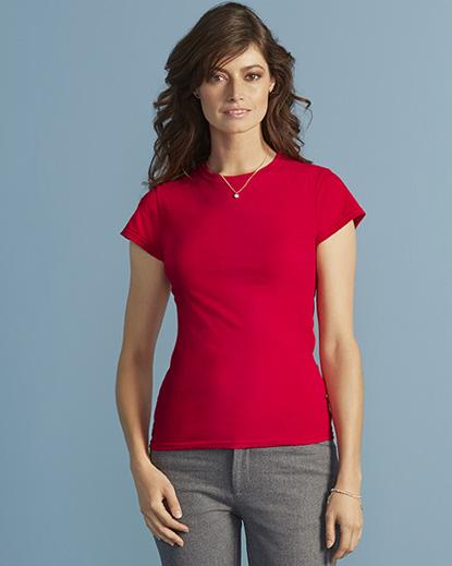 Cuello Redondo Dama Soft Style – Penta Uniformes 90b70d997e59a